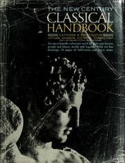The New Century classical handbook by Catherine B. Avery