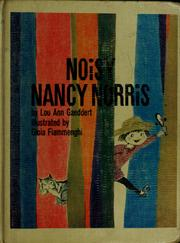 Cover of: Noisy Nancy Norris