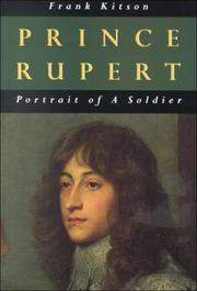 Cover of: Prince Rupert | Frank Kitson