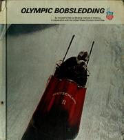 Cover of: Olympic bobsledding | Ice Skating Institute of America.