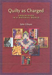 Cover of: Quilty as Charged