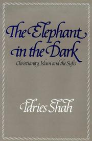 Cover of: The Elephant in the Dark  | Idries Shah