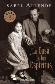 Cover of: Casa del los espíritus