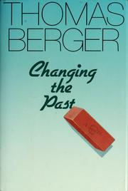 Cover of: Changing the past