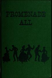 Cover of: Promenade all