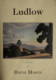 Cover of: Ludlow: a verse-novel
