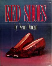 Cover of: Red shoes | Kenn Duncan