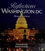 Cover of: Reflections of Washington, D.C.