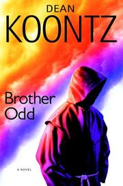 Cover of: Brother Odd | Dean Koontz.