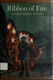 Cover of: Ribbon of fire