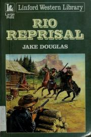 Cover of: Rio Reprisal | Jake Douglas
