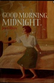 Cover of: Good morning, midnight
