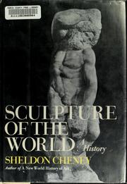 Cover of: Sculpture of the world: a history.