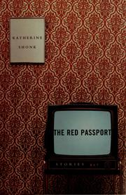 Cover of: The red passport | Katherine Shonk