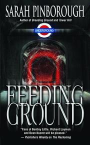 Cover of: Feeding ground