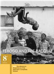 Cover of: Tebogo and the Bacchae