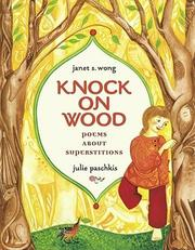 Cover of: Knock on wood |