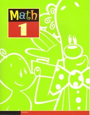 Cover of: Math 1