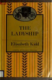 Cover of: The LadyShip
