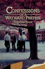 Cover of: Confessions of a wayward preppie