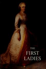 Cover of: The First Ladies | Margaret Brown Klapthor