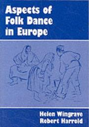 Cover of: Aspects of folk dance in Europe