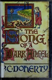 Cover of: The song of a dark angel