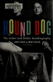 Cover of: Hound dog | Jerry Leiber