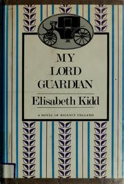 Cover of: My Lord Guardian