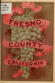 Cover of: Fresno County, Cal