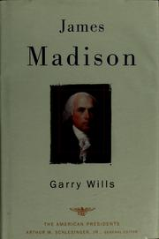 Cover of: James Madison