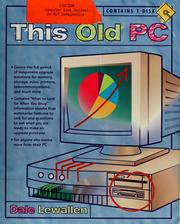 Cover of: This old PC