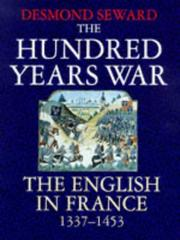 Cover of: Hundred Years War the English In France