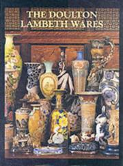 Cover of: The Doulton Lambeth wares