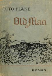 Cover of: Old Man