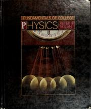 Cover of: Fundamentals of college physics | Peter J. Nolan