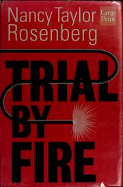 Cover of: Trial by fire |