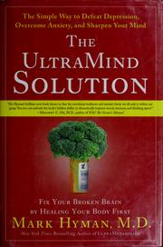 Cover of: The UltraMind solution
