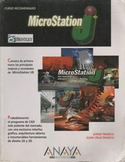 Cover of: Microstation J (Cursos Recomendados)
