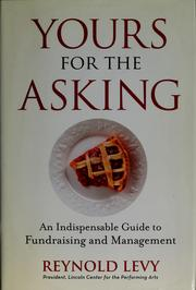 Cover of: Yours for the asking