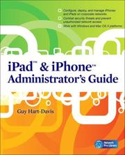 Cover of: iPad & iPhone Administrator's Guide