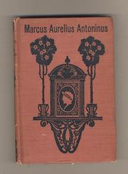 Thoughts of Marcus Aurelius by Marcus Aurelius