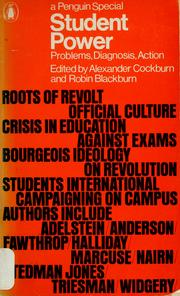 Cover of: Student power