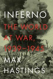 Cover of: Inferno by Max Hastings