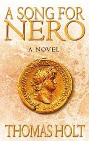 Cover of: A song for Nero