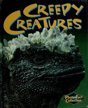 Cover of: Creepy creatures. |