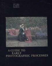 Cover of: A guide to early photographic processes
