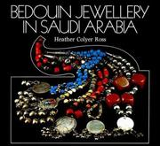 Cover of: Bedouin jewellery in Saudi Arabia