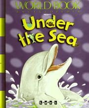 Cover of: Under the sea | Angela Wilkes