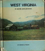 Cover of: West Virginia in words and pictures